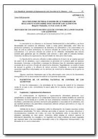 Refuerzo de Los Servicios Oficiales de C... by Food and Agriculture Organization of the United Na...