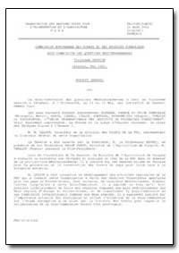 Commission Europeenne des Forets et des ... by Food and Agriculture Organization of the United Na...