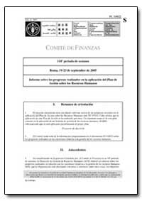 Informe Sobre Los Progresos Realizados e... by Food and Agriculture Organization of the United Na...