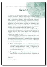 Prefacio by Food and Agriculture Organization of the United Na...