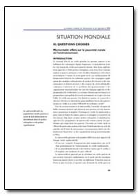 Situation Mondiale by Food and Agriculture Organization of the United Na...