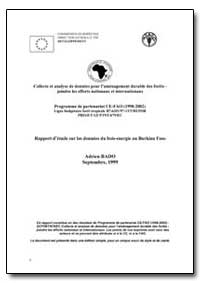 Collecte et Analyse de Donnees Pour Lame... by Food and Agriculture Organization of the United Na...