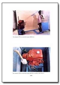 Top Mounted Vst Air-Cooled Diesel Engine... by Food and Agriculture Organization of the United Na...