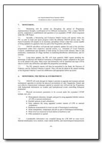 Environmental Impact Assessment Report M... by Food and Agriculture Organization of the United Na...