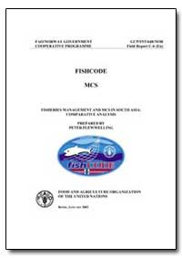 Fisheries Management and Mcs in South As... by Food and Agriculture Organization of the United Na...