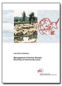 Management of Animal Genetic Diversity a... by Food and Agriculture Organization of the United Na...