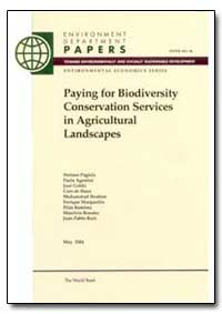 Paying for Biodiversity Conservation Ser... by Stefano Pagiola, Agostini
