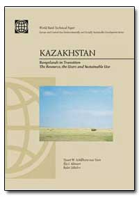Kazakhstan by Food and Agriculture Organization of the United Na...