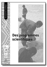 Des Programmes Scientifiques by Food and Agriculture Organization of the United Na...