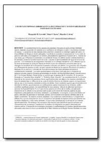 Uso de Leguminosas Arboreas en la Recupe... by Carvalho, Margarida M.
