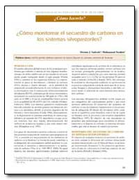 Como Monitorear El Secuestro de Carbono ... by Andrade, Hernan J.