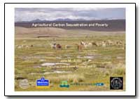 Agricultural Carbon Sequestration and Po... by Ntle, John M. A.