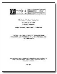 Trends and Challenges in Agriculture, Fo... by Food and Agriculture Organization of the United Na...