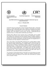 Joint Who/Fao/Oie Expert Workshop on Non... by Food and Agriculture Organization of the United Na...