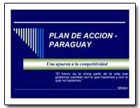 Plan de Accion - Paraguay by Food and Agriculture Organization of the United Na...