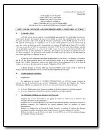 Situation de Controle Sanitaire des Denr... by Food and Agriculture Organization of the United Na...