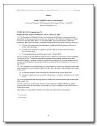 Annex I Codex Alimentarius Commission by Food and Agriculture Organization of the United Na...