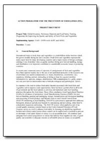 Global Inventory, Reference Materials an... by Food and Agriculture Organization of the United Na...