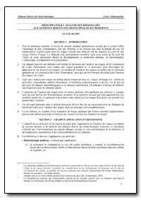 Principes Pour Lanalyse des Risques Lies... by Food and Agriculture Organization of the United Na...