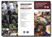 Fao/Who Regional Conference on Food Safe... by Food and Agriculture Organization of the United Na...