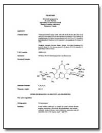 Tilmicosin by Macneil, J. D., Dr.