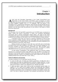 Chapter 1 Introduction by Food and Agriculture Organization of the United Na...