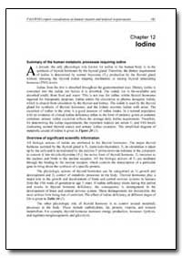 Chapter 12 Iodine by Food and Agriculture Organization of the United Na...