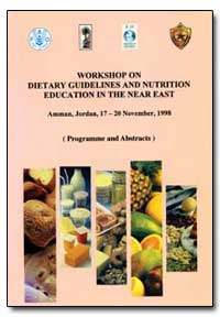 Workshop on Dietary Guidelines and Nutri... by Food and Agriculture Organization of the United Na...