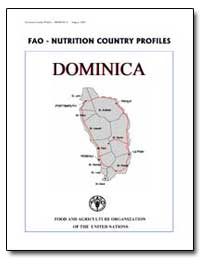 Fao-Nutrition Country Profiles Dominica by Food and Agriculture Organization of the United Na...