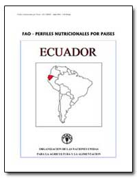 Fao-Perfiles Nutricionales Por Paises Ar... by Food and Agriculture Organization of the United Na...