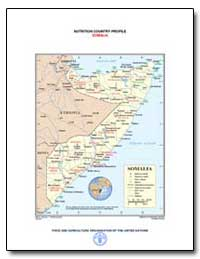 Nutrition Country Profile Somalia by Food and Agriculture Organization of the United Na...