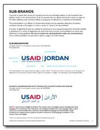 Sub-Brands by International Development Agency