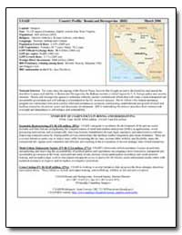 Country Profile : Bosnia and Herzegovina... by International Development Agency
