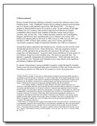 Democratization by International Development Agency
