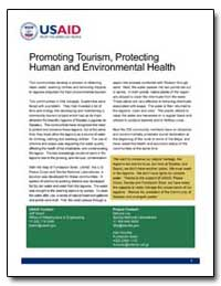 Promoting Tourism, Protecting Human and ... by International Development Agency