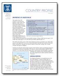 Dominican Republic by International Development Agency