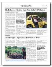 Rickshaws, Electric Cars Cut Indias Poll... by International Development Agency