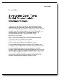 Strategic Goal Two : Build Sustainable D... by International Development Agency