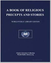A Book of Religious Precepts and Stories by