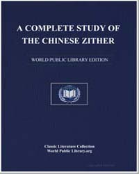 A Complete Study of the Chinese Zither by