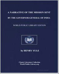 A Narrative of the Mission Sent by the G... by Yule, Henry