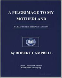A Pilgrimage to My Motherland: An Accoun... by Campbell, Robert