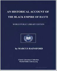 An Historical Account of the Black Empir... by Rainsford, Marcus