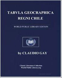 Atlas of the Physical and Political Hist... by Gay, Claudio
