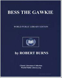 Bess the Gawkie: To Which are Added, Aga... by Burns, Robert