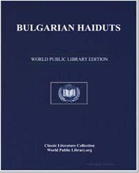 Bulgarian Haiduts by Rakovski, Georgi Stoĭkov