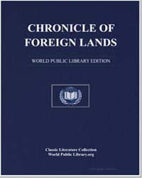 Chronicle of Foreign Lands by Yang, Tingyun