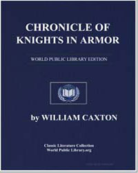 Chronicle of Knights in Armor by Bonet, Honoré