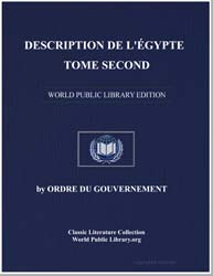 Description of Egypt: Antiquities, Essay... by Napoleon I, Emperor of the French