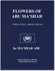 Flowers of  Abu Ma'shar by Abū Ma'shar